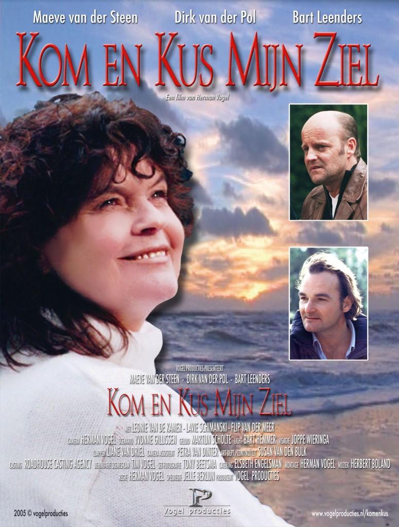 """""""Kom en Kus mijn Ziel"""" - Filmposter"""