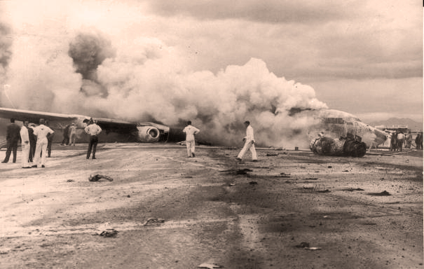 denver aircrash 1961