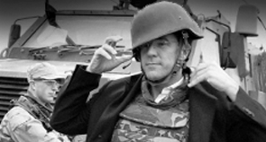 Mark Rutte op Oorlogspad