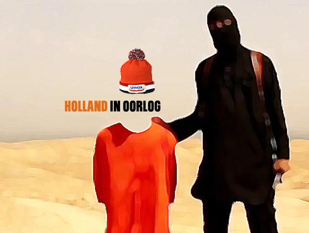 HOLLAND IN OORLOG