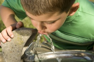 Openbare waterfonteintjes