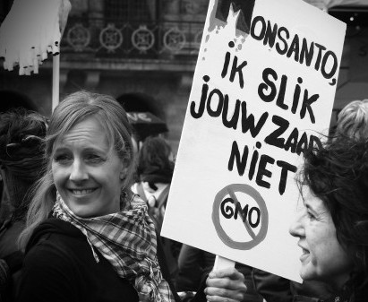Monsante Demonstratie