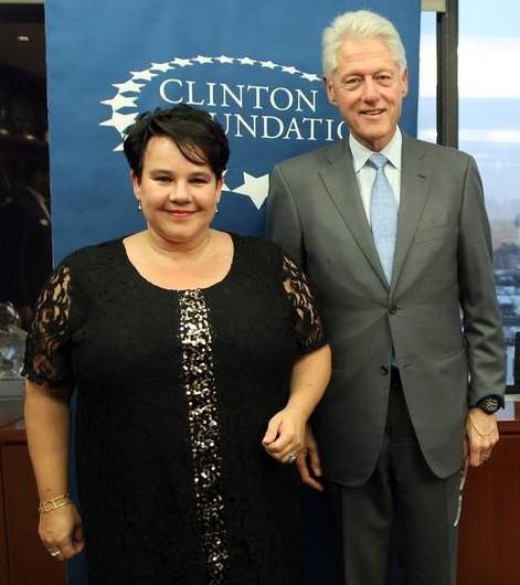 Sharon en Bill